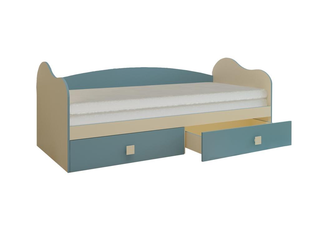 Кровать Радуга кровать машина кровати машины радуга m056