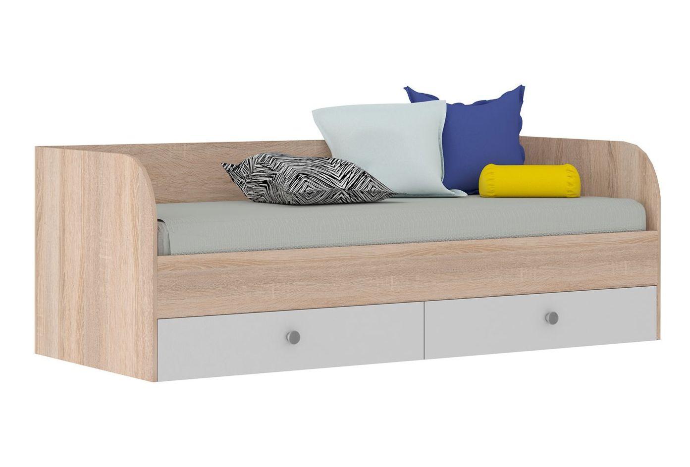 Кровать с выкатным ящиком КР-4 Ультра