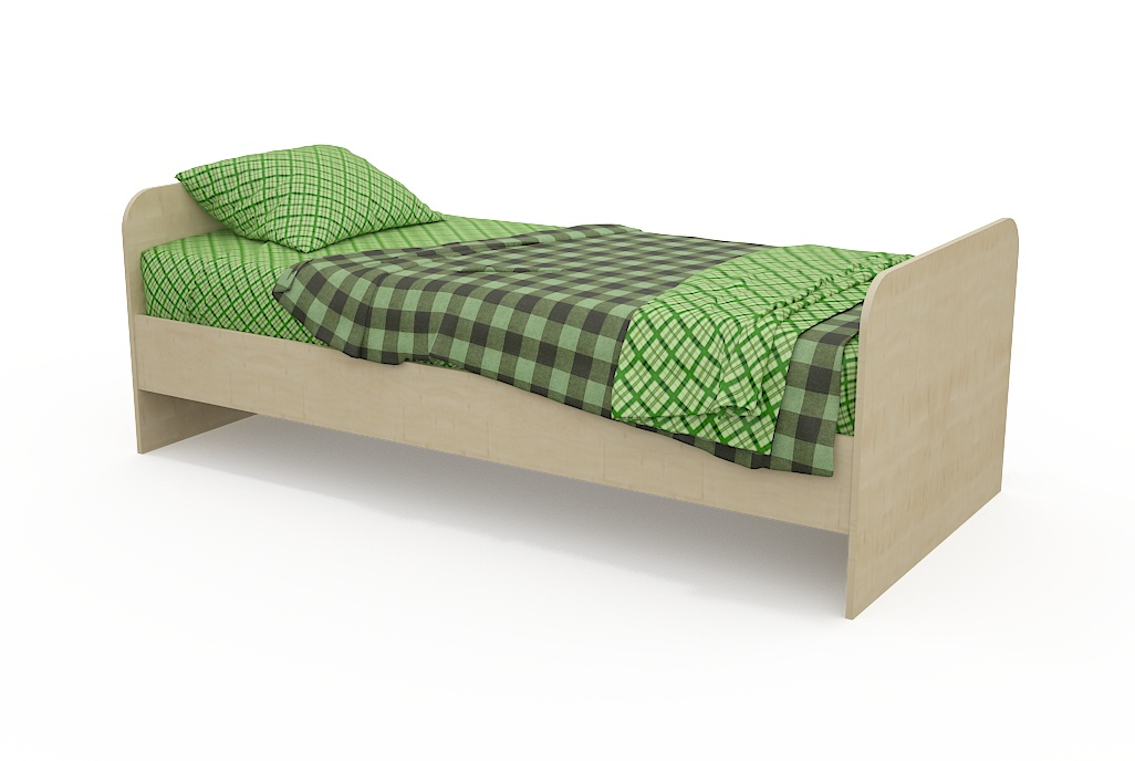 Кровать Grey 15684850 от mebel-top.ru