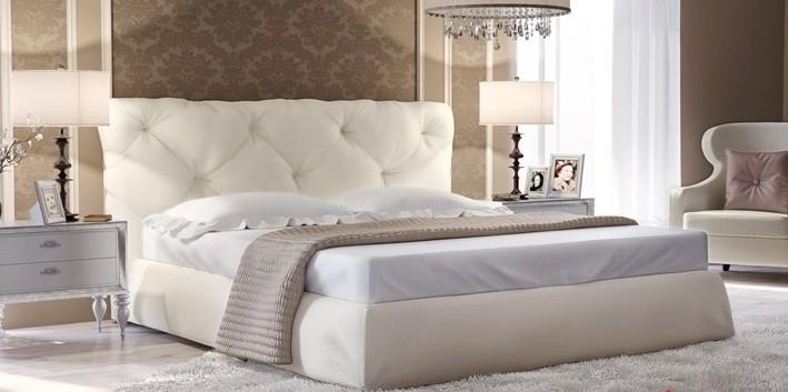 Интерьерная кровать Тесей