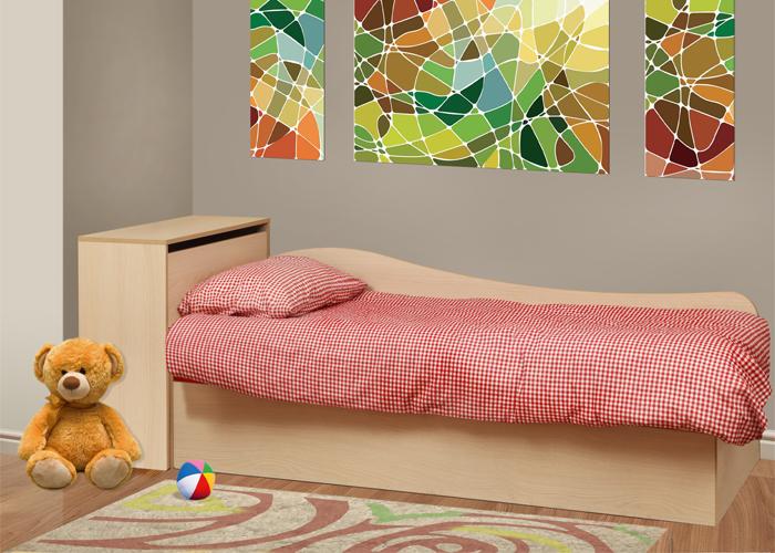 Кровать Тони-11 Олмеко