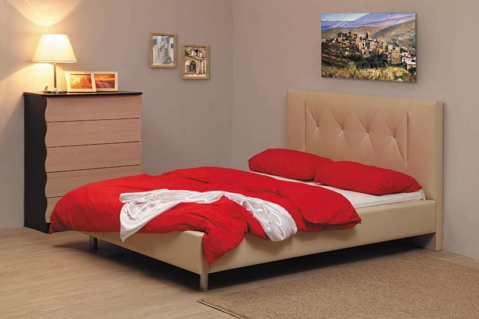 Кровать Треви-1 Олмеко
