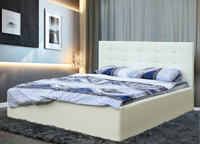 Кровать Олмеко 15686060 от mebel-top.ru