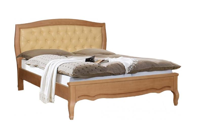 купить Кровать Вилора (Кожа) дешево