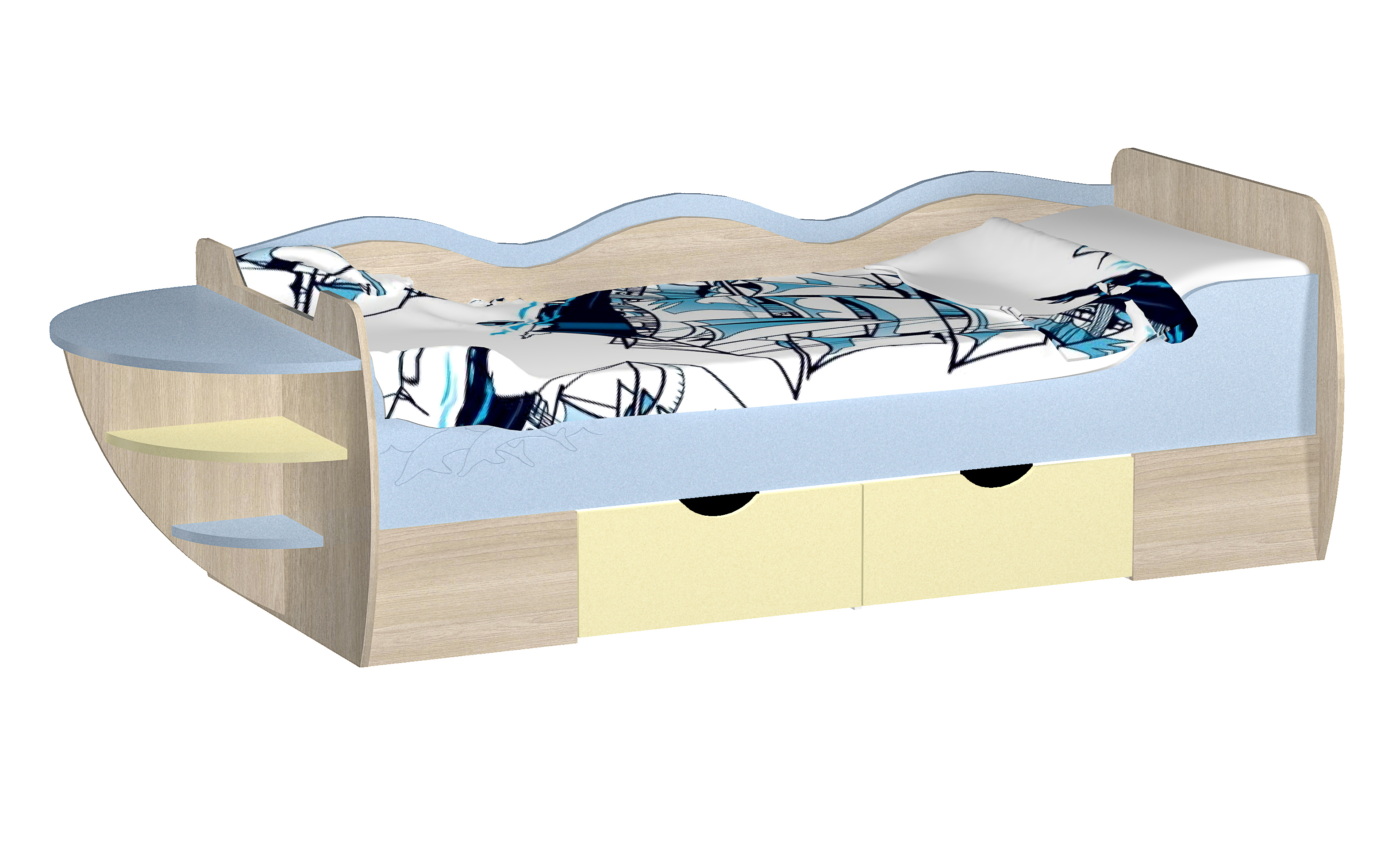 Кровать Юнга