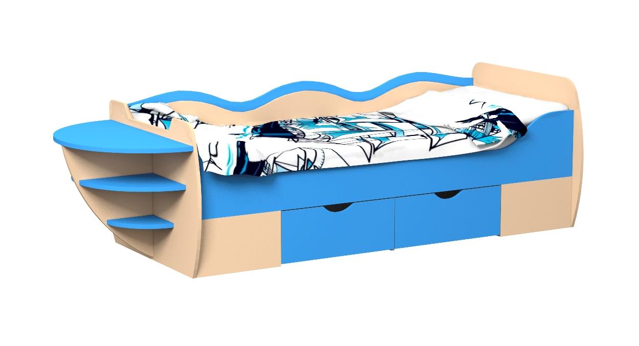 Кровать Юнга МК Премиум