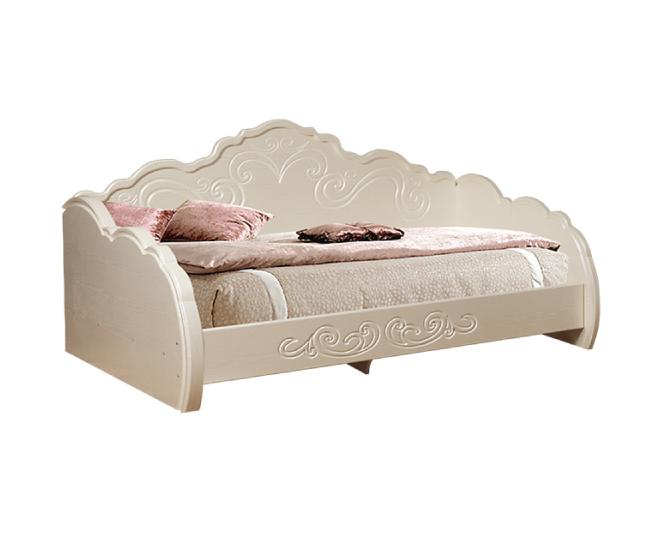 Кровать Жемчужина 0380.9 минеральная вода жемчужина байкала 1 25 негаз пэт жемчужина байкала