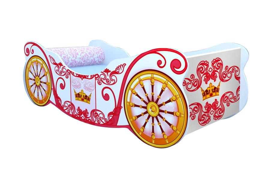 Кроватка Карета Корона