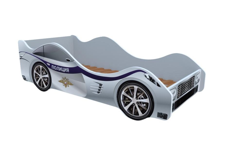 Кроватка Полиция