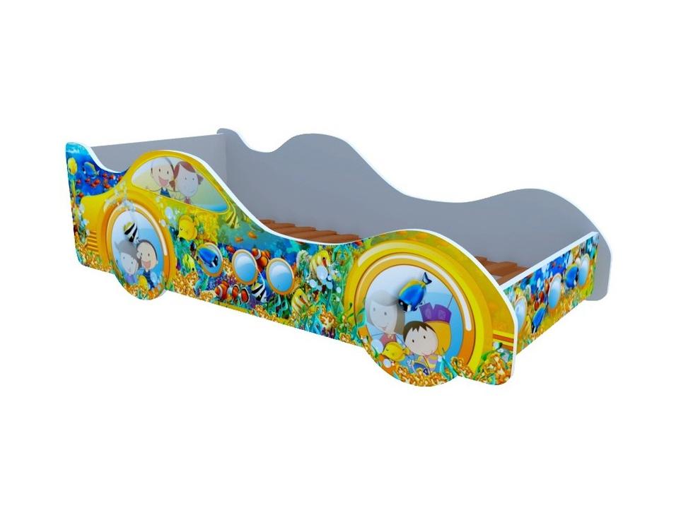 Кроватка Субмарина