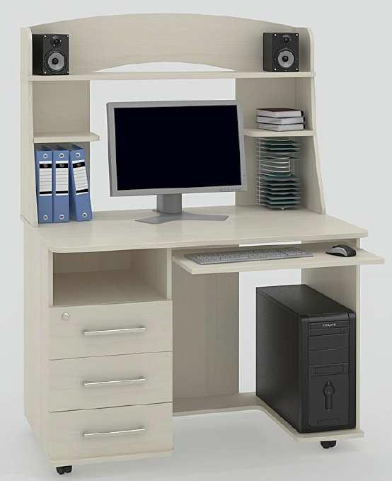 Компьютерный стол КС 20-20 компьютерный стол кс 20 16м3