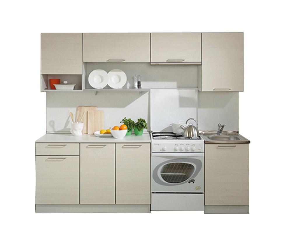 Кухня Престиж 1800 с нишей