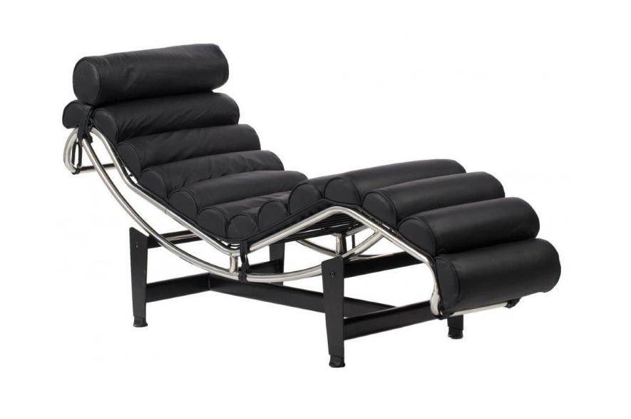 DG-HOME Кушетка Chaise Lounge Black