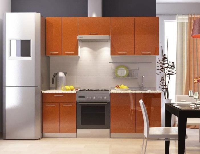 Кухонный гарнитур Базис 2100-06