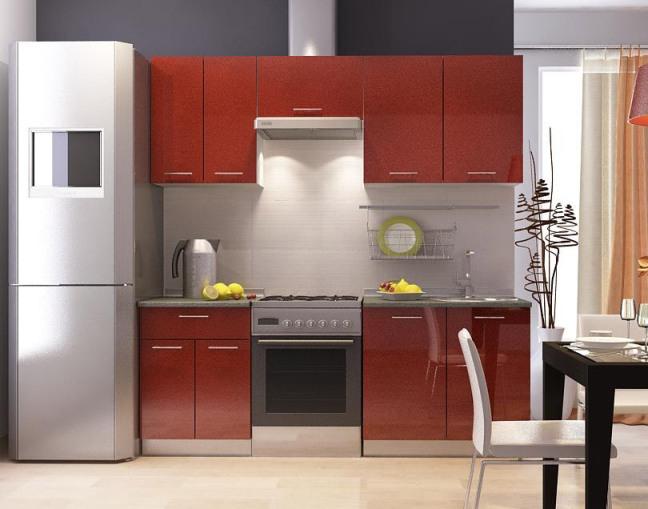 Кухонный гарнитур Базис 2100-04