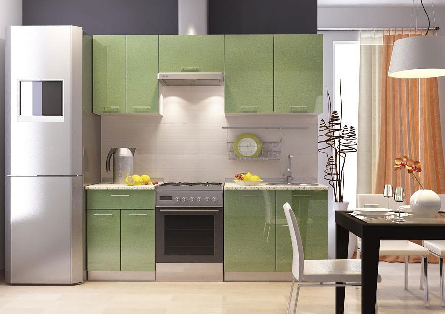 Кухонный гарнитур Базис 2100-05