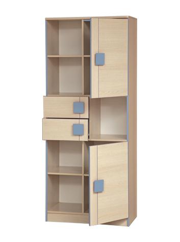 Шкаф комбинированный Севилья 2