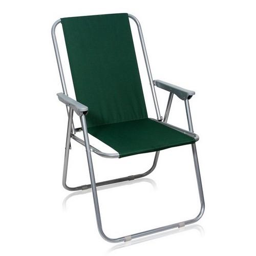 Кресло складное Турист xL-4Металлическая мебель<br>Размер: 53х46 В78<br><br>Артикул: LFT-3463/В<br>Каркас: Труба - сталь D18<br>Полный размер: 53х46 В78<br>Вес товара (кг): 2,5<br>Цвет: Зеленый<br>Ткань: Полиэстер с ПВХ покрытием<br>Максимальная нагрузка: 80 кг<br>Изготовление и доставка: 2-3 дня<br>Условия доставки: Бесплатная по Москве до подъезда<br>Условие оплаты: Оплата наличными при получении товара<br>Производитель: Афина Мебель