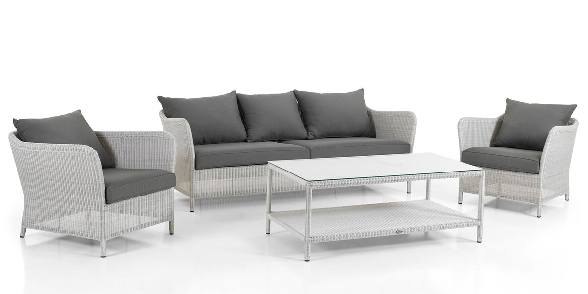 Комплект плетеной мебели Loria Brafab