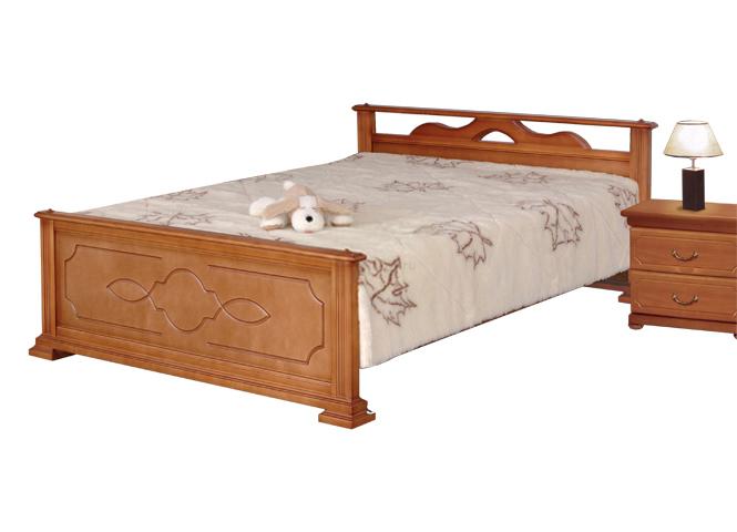 Деревянная кровать Лотос-2 деревянная кровать фараон 2