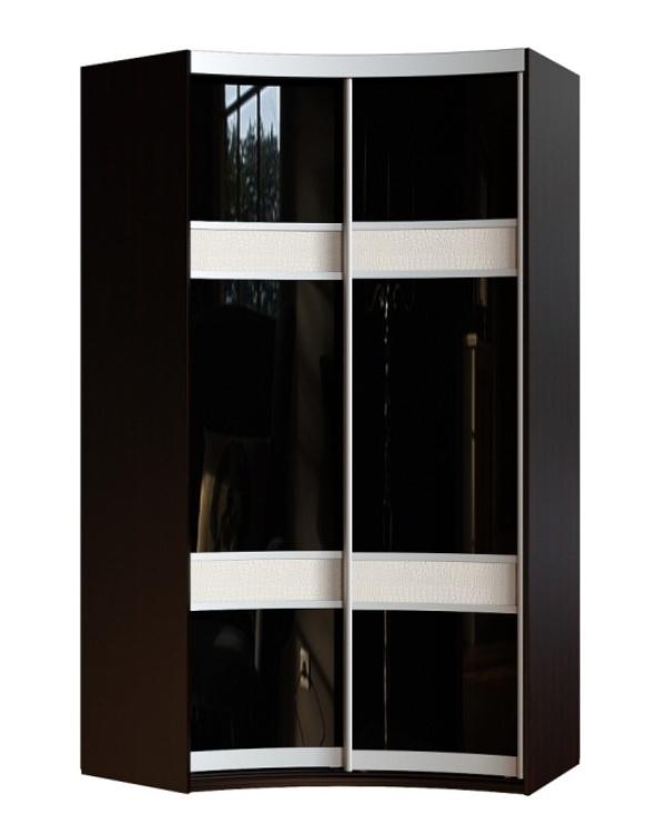 Радиусный шкаф-купе Севилья 1-4 радиусный шкаф купе мебелайн 7