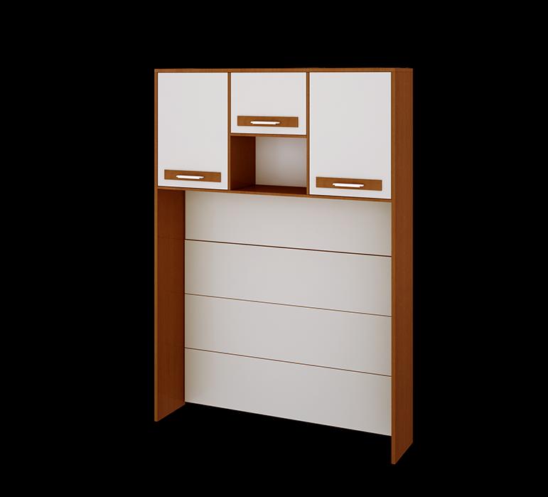 Шкаф с нишей 3-дверный Орион