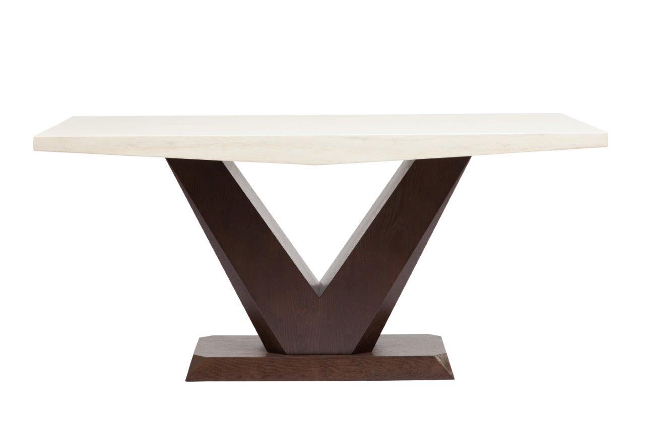 DG-HOME Обеденный стол Arrondi Medio