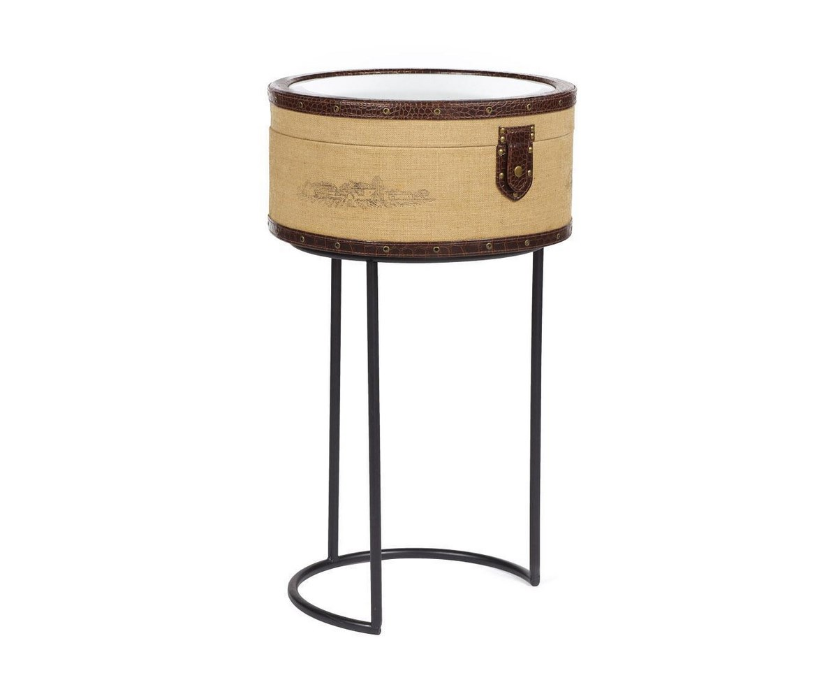 DG-HOME Придиванный круглый столик Molto Bene Grande столик придиванный umbra konnect