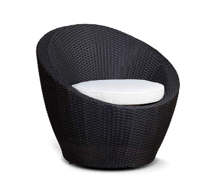 Плетеное кресло Туллон