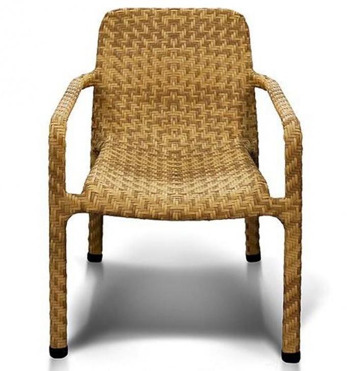 Плетеный стул Турин