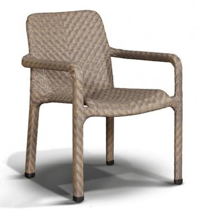 Плетеный стул ОрлеанПлетеная мебель из искусственного ротанга<br>Размер: 65х65 В85<br><br>Артикул: 201111<br>Материалы: Искусственный ротанг<br>Каркас: Алюминий<br>Полный размер (ДхГхВ): 65х65 В85<br>Цвет: Серо-коричневый<br>Изготовление и доставка: 2-3 дня<br>Условия доставки: Бесплатная по Москве до подъезда<br>Условие оплаты: Оплата наличными при получении товара<br>Производство: Китай<br>Производитель: 4sis