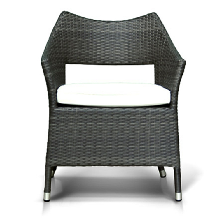 Плетеный стул Касабланка стул с подлокотниками касабланка серый