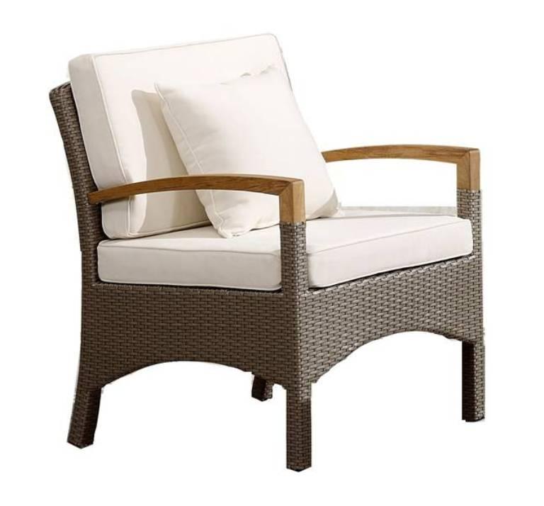 Плетеное кресло Верона