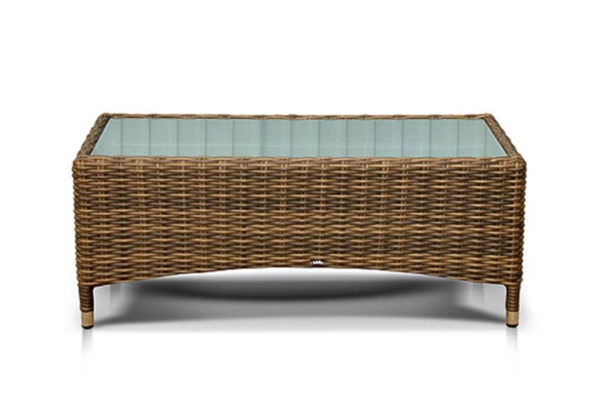Столик ОрвиеттоПлетеная мебель из искусственного ротанга<br>Размер: 101х52 В40<br><br>Артикул: 641881<br>Материалы: Искусственный ротанг, стекло закаленное - 5 мм<br>Каркас: Алюминиевый<br>Полный размер (ДхГхВ): 101х52 В40<br>Цвет: Серо-коричневый<br>Изготовление и доставка: 2-3 дня<br>Условия доставки: Бесплатная по Москве до подъезда<br>Условие оплаты: Оплата наличными при получении товара<br>Производство: Китай<br>Производитель: 4sis