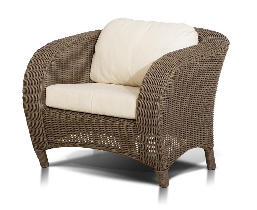 Кресло из ротанга Римини