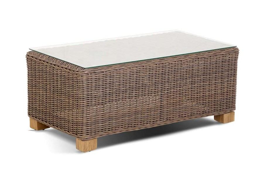 Журнальный столик ЛибрариПлетеная мебель из искусственного ротанга<br><br><br>Артикул: 660084<br>Материалы: Искусственный ротанг, массив тика, стекло закаленное<br>Каркас: Алюминий<br>Полный размер (ДхГхВ): 103х56 В42<br>Цвет: Коричневый<br>Изготовление и доставка: 2-3 дня<br>Условия доставки: Бесплатная по Москве до подъезда<br>Условие оплаты: Оплата наличными при получении товара<br>Производство: Китай<br>Производитель: 4sis