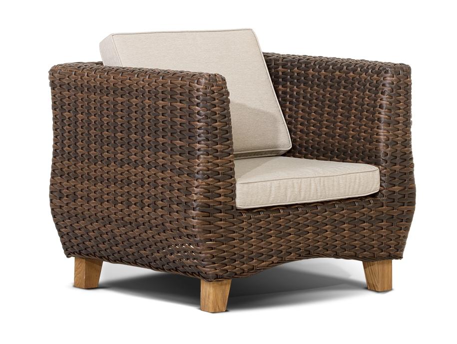 Плетеное кресло Нола плетеное кресло madison grey