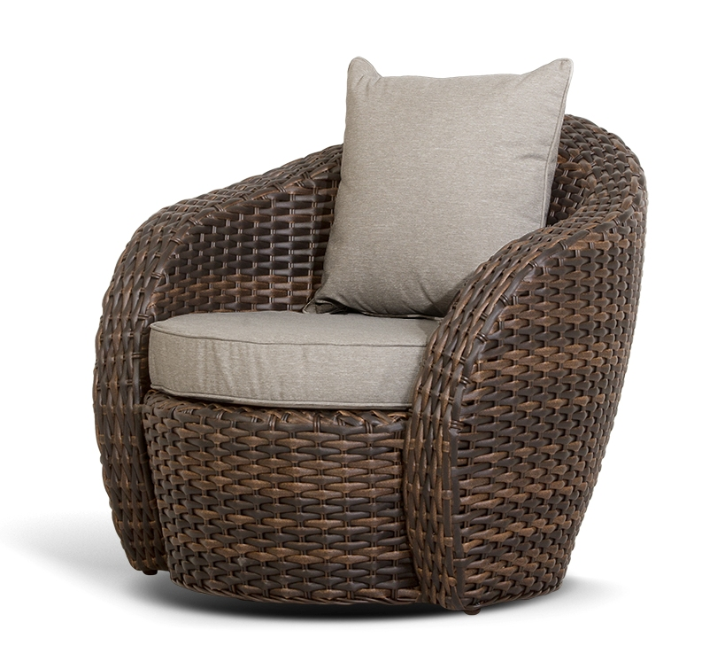 Кресло из ротанга Авела