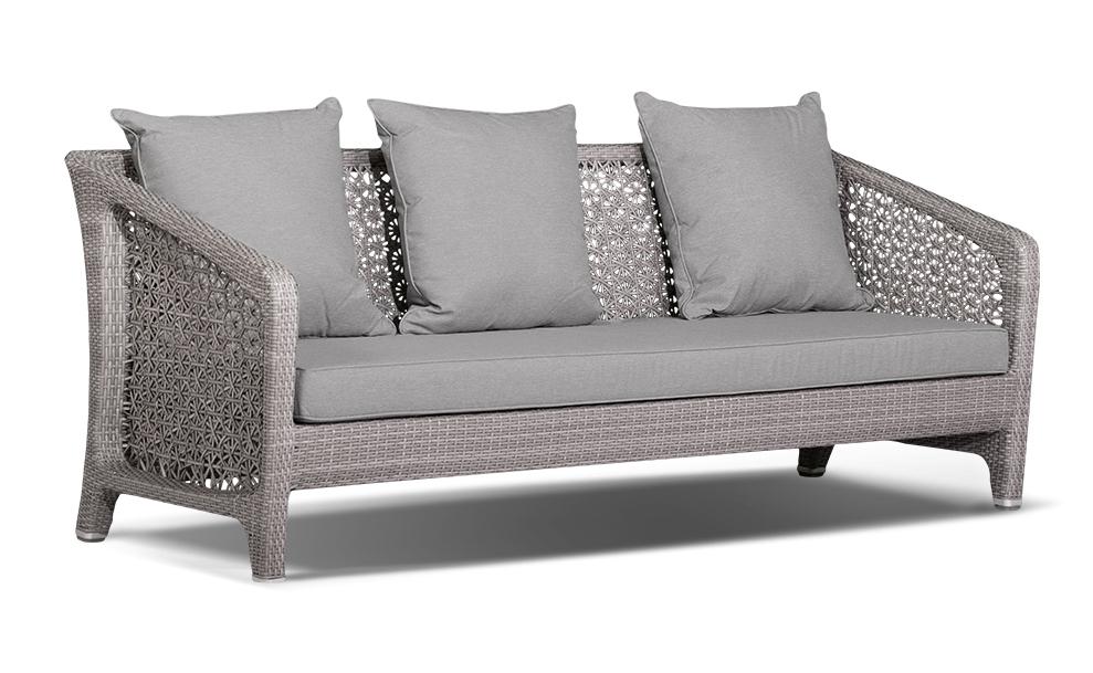 Плетеный диван Лабро 4sis диван со столиком лабро