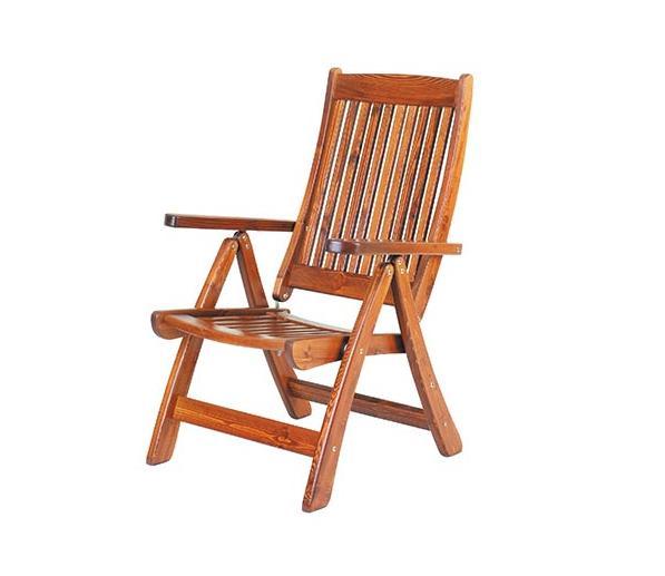 Кресло из сосны Felicia