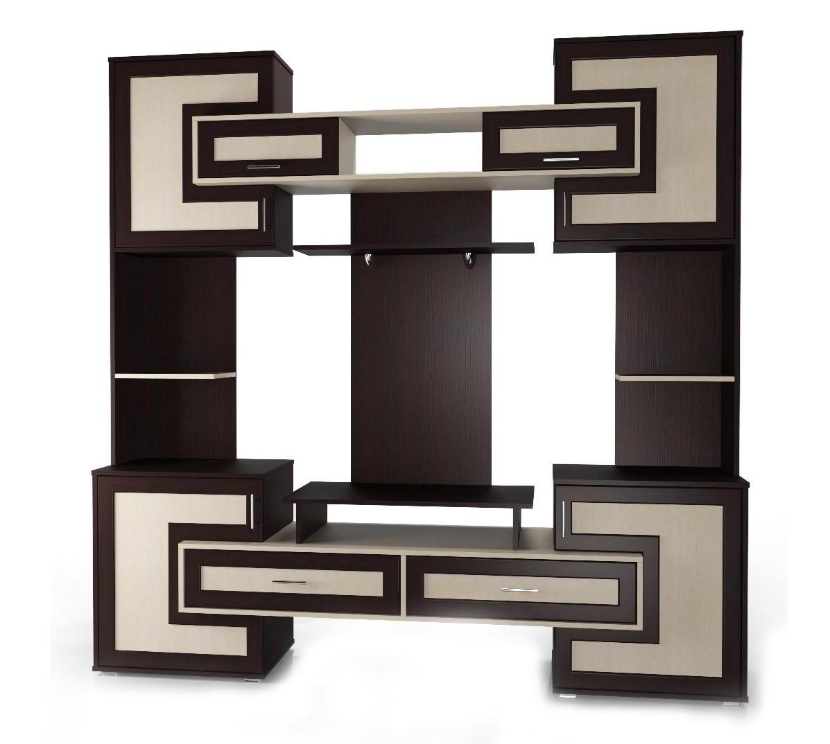 Стенка Мебелайн-10 стенка мебелайн 18