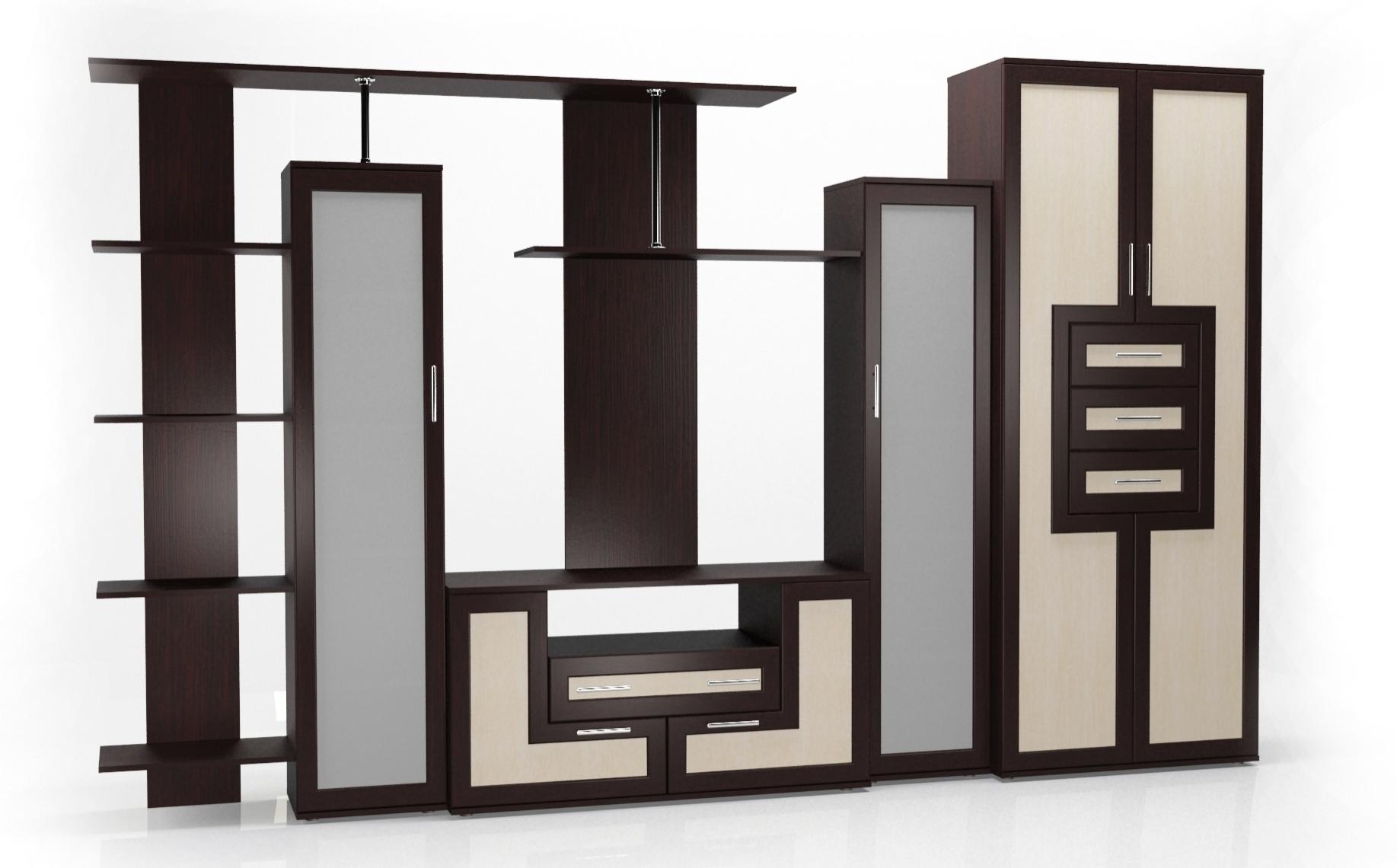 Стенка Мебелайн-4 стенка мебелайн 5