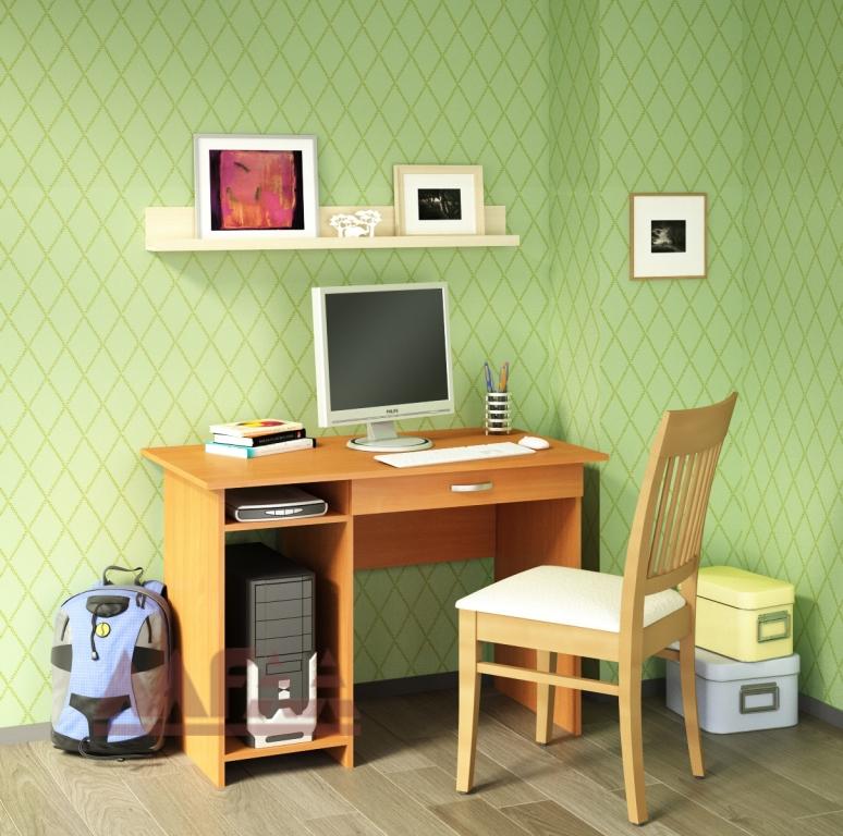 Компьютерный стол Милан-4Я NEW