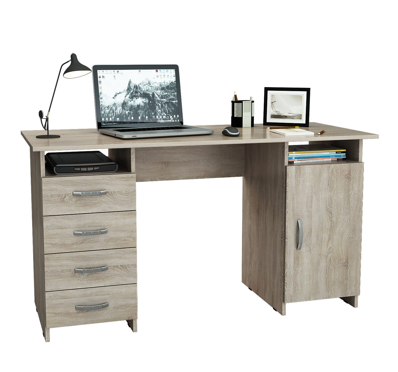 Стол для компьютера МФ Мастер 4402140 от mebel-top.ru