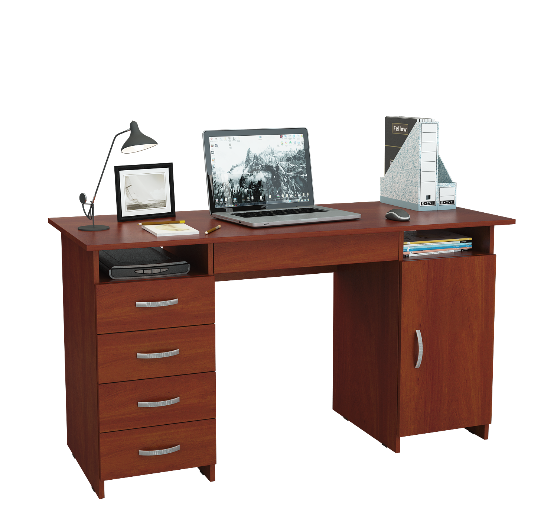 Письменный стол Милан-7Я NEW письменный стол кварт