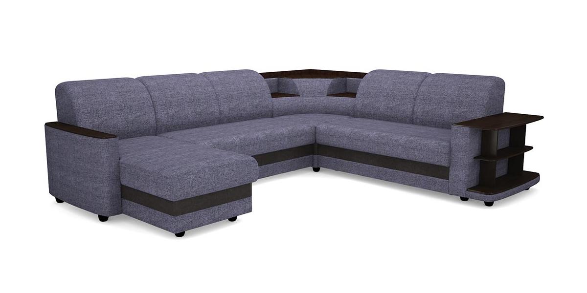 Угловой модульный диван Виза 08