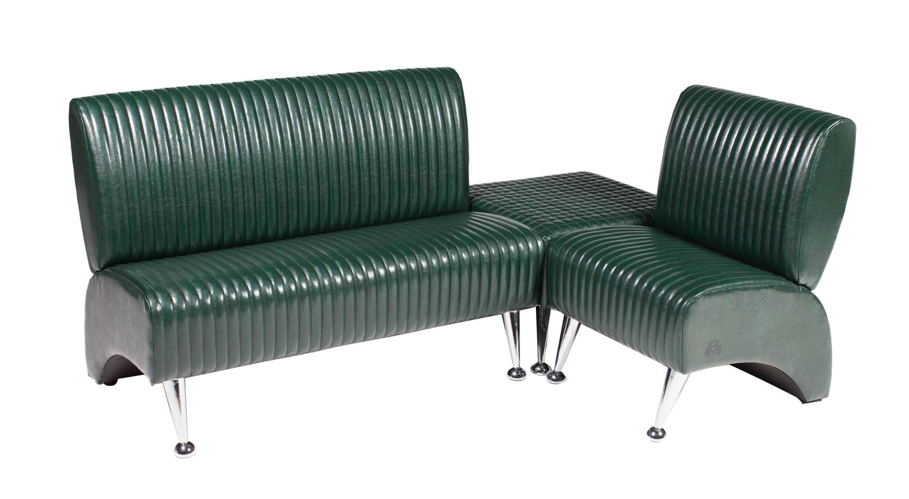 Угловой модульный диван Стоун
