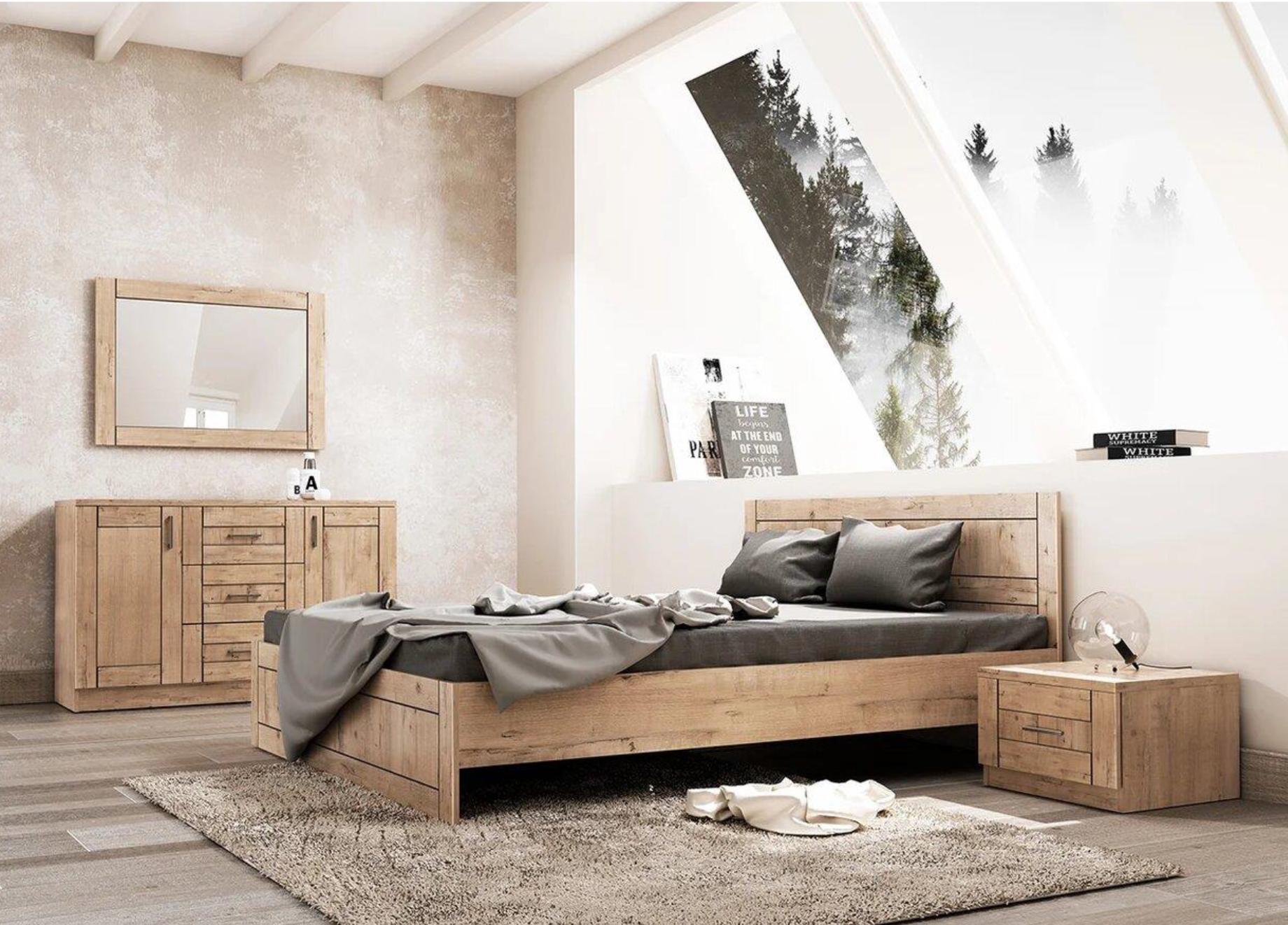 Модульная спальня Кантри 18