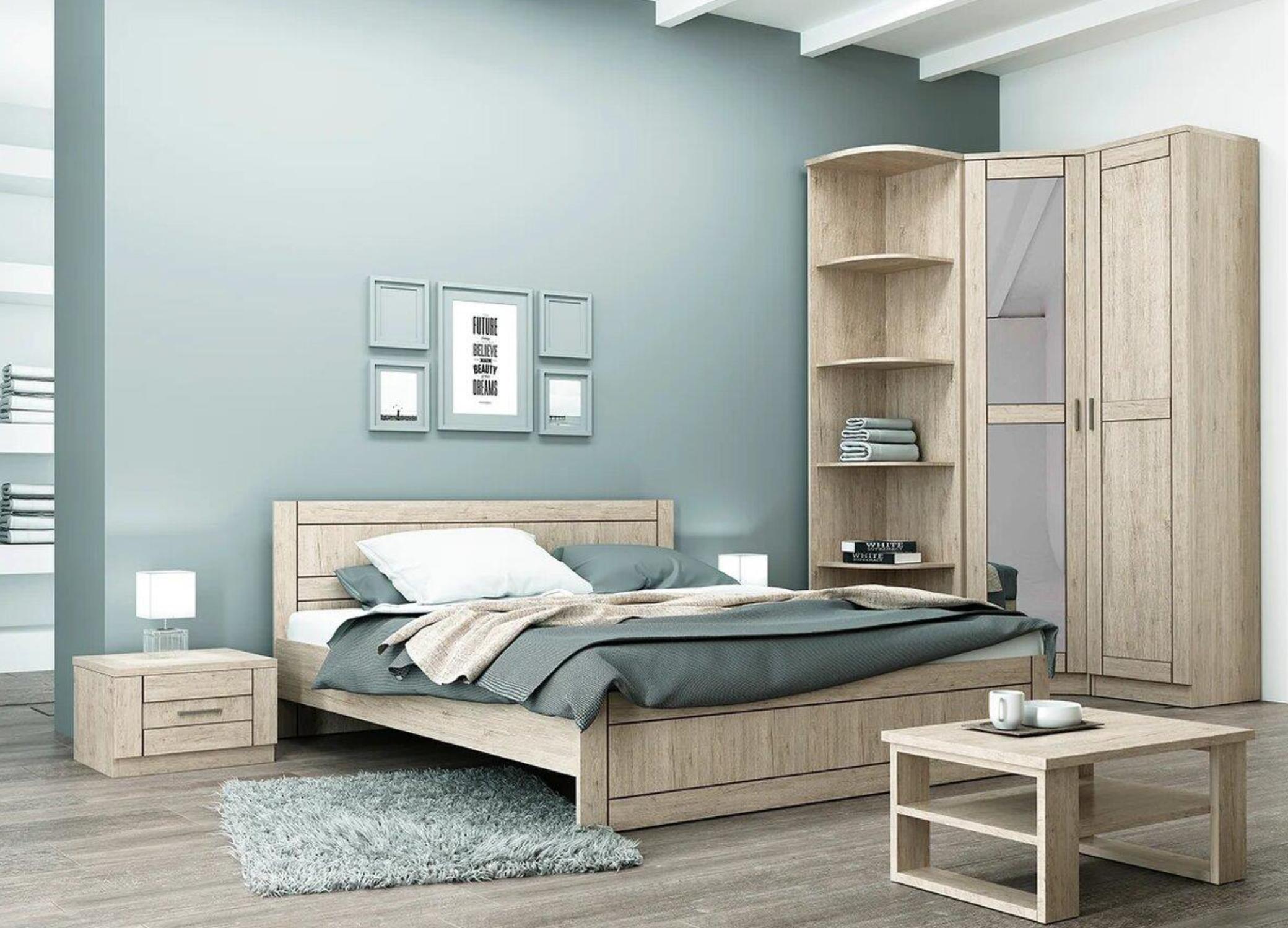 Модульная спальня Кантри 21