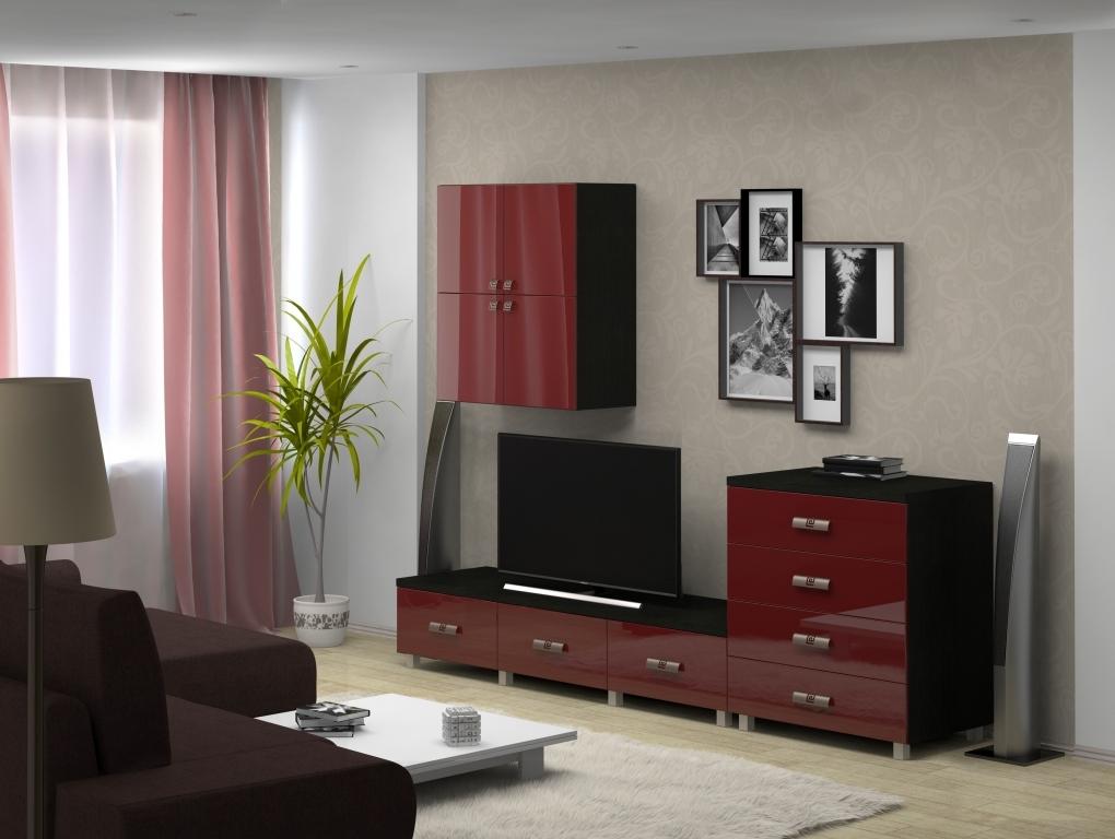 Модульная стенка Аврора-6 стенка для гостиной гранд кволити стенка горка джордан 6 559